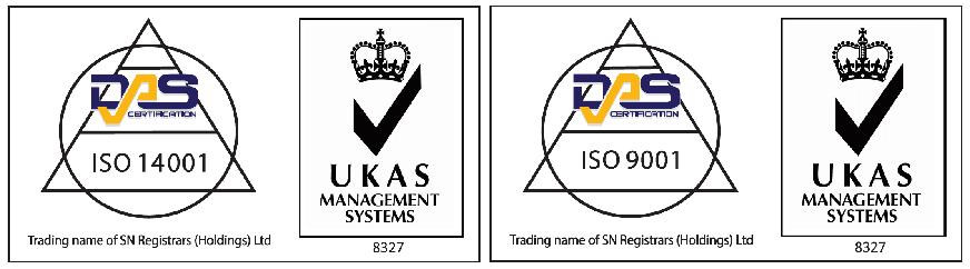 ISO9001:2015 ISO14001:2015