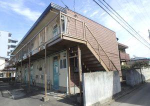 【アパート】ドヌール上浜(リニューアルOPEN)
